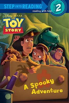 A Spooky Adventure By Jordan, Apple/ RH Disney (COR)